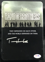 "Tom Hanks Signed ""Band of Brothers"" DVD (PSA COA)"