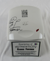 George Foreman Signed Foreman Grill (Foreman COA)