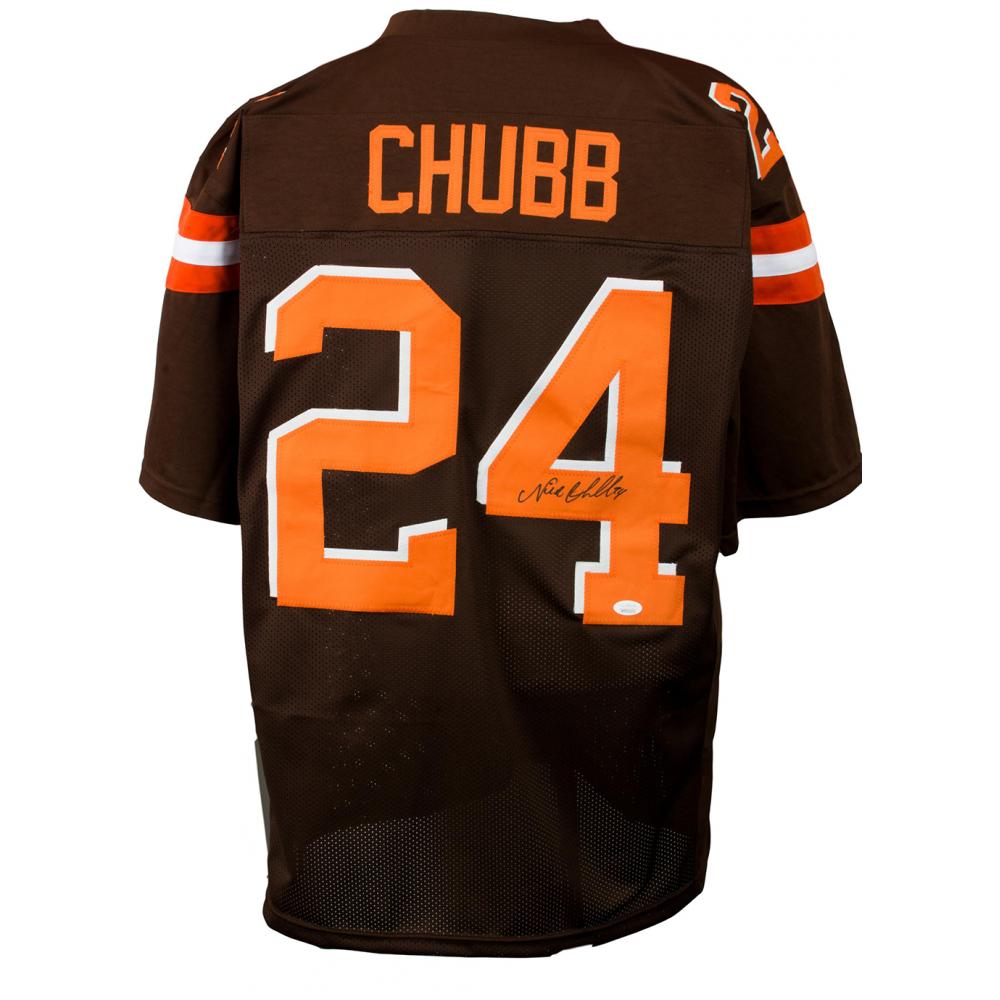 nick chubbs jersey