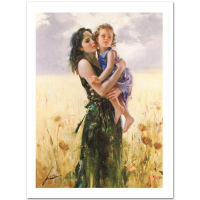 """Pino Signed """"Close to My Heart"""" Limited Edition 20x15 Giclee at PristineAuction.com"""