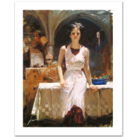 "Pino Signed ""Deborah Revisited"" Limited Edition 18x14 Giclee at PristineAuction.com"