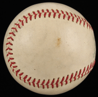 """Nelson """"Nellie"""" Fox Signed OAL Baseball Inscribed """"Best Wishes"""" (Beckett LOA) at PristineAuction.com"""