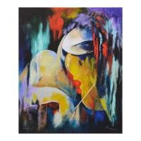 """Arbe Signed """"Virtuoso"""" Limited Edition 24x30 Giclee on Canvas at PristineAuction.com"""
