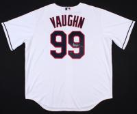 "Charlie Sheen Signed Indians ""Major League"" Jersey (Schwartz COA)"