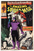 "Stan Lee Signed 1989 ""The Amazing Spider-Man"" Volume 1 Issue #320 Marvel Comic Book (Lee COA)"