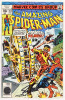 "Stan Lee Signed 1978 ""The Amazing Spider-Man"" Volume 1 Issue #183 Marvel Comic Book (Lee COA)"