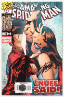 """Stan Lee Signed 2008 """"The Amazing Spider-Man"""" Issue #545 Direct Edition Marvel Comic Book (Lee COA)"""