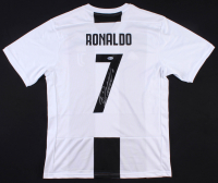 Cristiano Ronaldo Signed Juventus Adidas Jersey (Beckett COA)