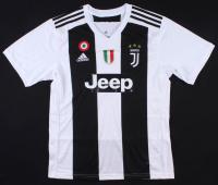 Cristiano Ronaldo Signed Juventus Adidas Jersey (Beckett COA) at PristineAuction.com