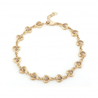 0.66 CT Diamond Designer Bracelet