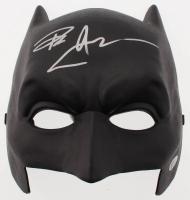 "Ben Affleck Signed ""Batman"" Mask (Beckett COA)"