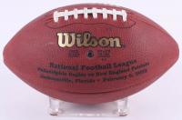 Tom Brady Signed Patriots LE Super Bowl XXXIX Game-Used Football (TriStar Hologram & PSA COA) at PristineAuction.com