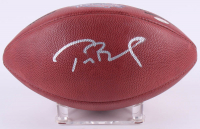 Tom Brady Signed Patriots LE Super Bowl XXXVI Game-Used Football (TriStar Hologram & PSA COA)