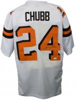 Nick Chubb Signed Cleveland Browns Jersey (JSA COA)