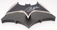 Ben Affleck Signed Batman Batarang with Stand (Beckett COA)