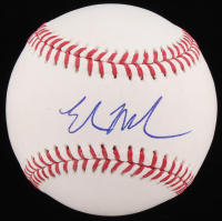 Elon Musk Signed OML Baseball (Beckett LOA) at PristineAuction.com