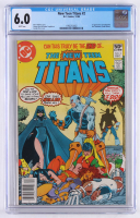 "1980 ""The New Teen Titans"" #2 DC Comic Book (CGC 6.0)"