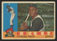 1960 Topps #326 Roberto Clemente
