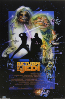 "Harrison Ford Signed ""Star Wars: Return of the Jedi"" 24x36 Poster (Radtke COA) at PristineAuction.com"