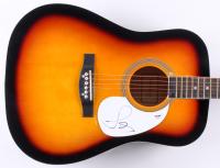 "Steven Tyler Signed 41"" Acoustic Guitar (PSA Hologram) at PristineAuction.com"