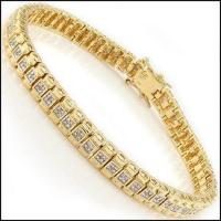 0.83 CT Diamond Designer Bracelet