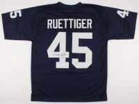 93323d844 Rudy Ruettiger Signed Notre Dame Fighting Irish Jersey (JSA COA)