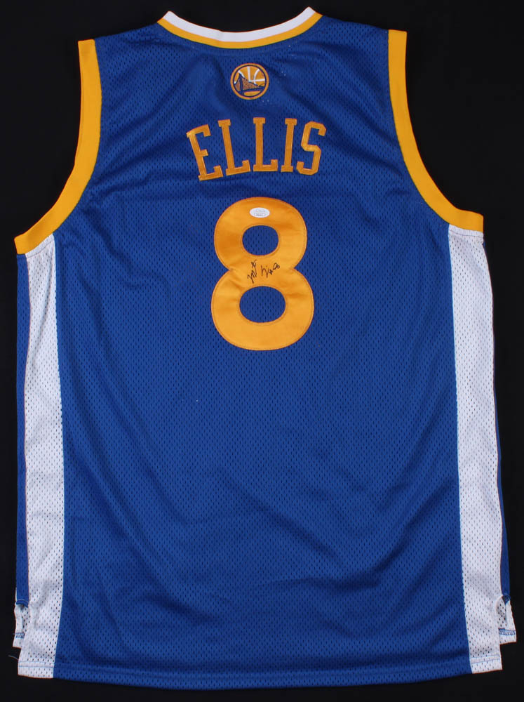2393151bbc0 Monta Ellis Signed Golden State Warriors Jersey (JSA COA) at  PristineAuction.com