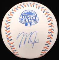 Mike Trout Signed 2013 All-Star Game Baseball (Beckett COA)
