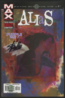 Stan Lee Signed 2003 Alias - Purple - Part Four Issue #27 Marvel Comic Book (Lee COA)