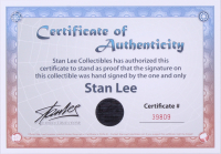 Stan Lee Signed 2003 Alias - Purple - Part Four Issue #27 Marvel Comic Book (Lee COA) at PristineAuction.com