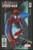 "Stan Lee Signed 2004 ""Ultimate Spider-Man"" Issue #53 Marvel Comic Book (Lee COA)"