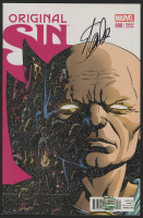 "Stan Lee Signed 2014 ""Original Sin"" Issue #000 Marvel Comic Book (Lee COA)"