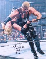 "Kevin Nash Signed WWE 11x14 Photo Inscribed ""H.O.F 2015"" (JSA COA)"