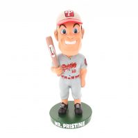 Mr. Pristine Bobblehead at PristineAuction.com