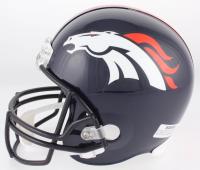 Peyton Manning Signed Denver Broncos Full-Size Helmet (JSA COA) at PristineAuction.com