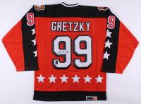 Wayne Gretzky Signed Campbell All-Star CCM Jersey (Gretzky COA)
