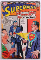 "1967 ""Superman"" Issue #198 DC Comic Book"