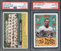 """Hall of Fame & Vintage PSA Box"" Baseball Series 4 Edition! at PristineAuction.com"