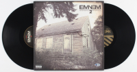 "Eminem Signed ""The Marshall Mathers LP 2"" Vinyl Record Album (Beckett LOA)"