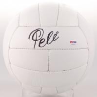 Pele Signed 1962 World Cup Final Soccer Ball (PSA COA)