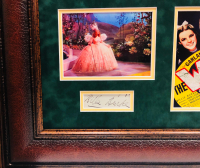 """The Wizard of Oz"" 33x39 Custom Framed Display Signed by (6) with Judy Garland, Jack Haley, Bert Lahr, Ray Bolger, Billie Burke & Margaret Hamilton (JSA LOA & JSA COA) at PristineAuction.com"