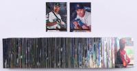 1994 SP Complete Set of (200) Baseball Cards with #15 Alex Rodriguez FOIL RC, #10 Derrek Lee FOIL RC