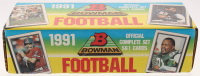 1991 Bowman Complete Set of (561) Football Cards