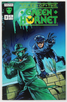 "Van Williams Signed 1992 ""Tales of the Green Hornet"" #2 Now Comic Book (Beckett COA)"