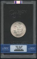 1883-CC $1 Morgan Silver Dollar (NGC MS 65)