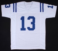 T. Y. Hilton Signed Indianapolis Colts Jersey (JSA COA) at PristineAuction.com