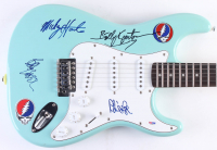 Grateful Dead Full-Size Electric Guitar Signed by (4) with Bob Weir, Mickey Hart, Phil Lesh & Bill Kreutzmann (PSA LOA)