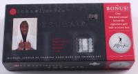 Michael Jordan 1997 Upper Deck Rare Air Tribute Set of (85) Basketball Cards with Golf Ball