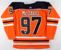 Connor McDavid Signed Edmonton Oilers Adidas Jersey (JSA LOA)