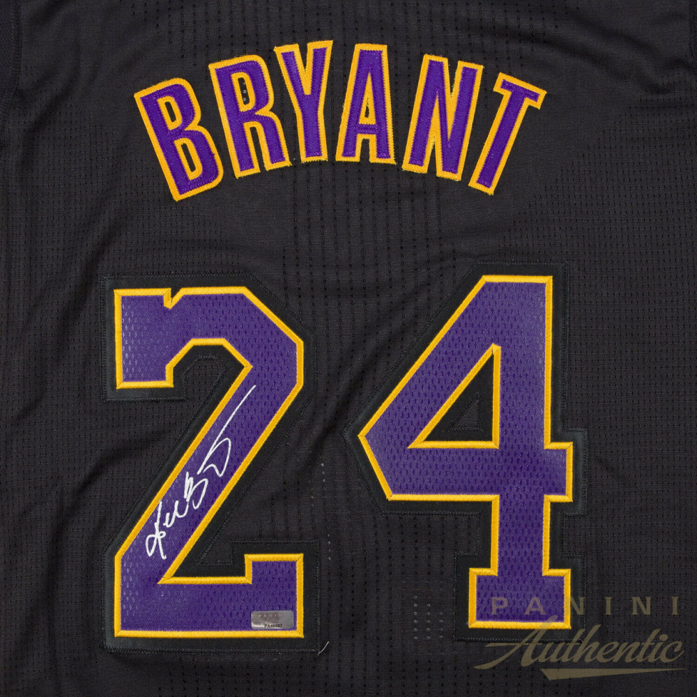2aa95f02997 Kobe Bryant Signed Los Angeles Lakers Authentic Adidas Jersey (Panini COA)  at PristineAuction.